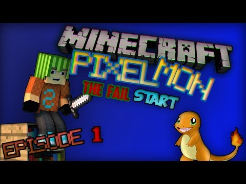 "Minecraft PIXELMON ""Charmander,LOLOLO LOVE IT"" PIXELMON Episode 1 w/ SimonHDS90"