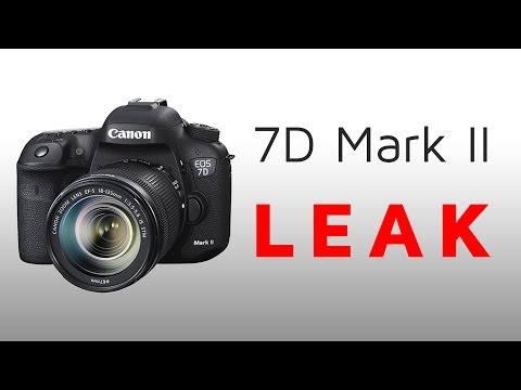 Canon 7D Mark II (Rumors) видео обзор кэнон 7д марк 2 canon 7d mark 2 коли вийде canon 7d mark ii
