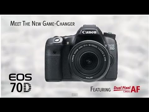 Canon EOS 70D Review кэнон 70d Canon EOS 70D Body видео обзор
