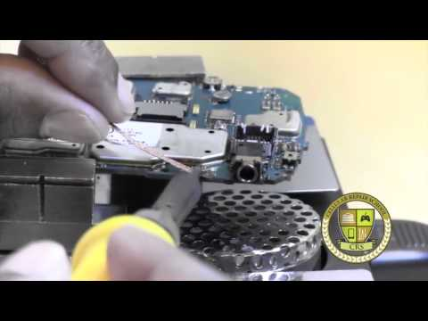 клеточное питание Cell Phone Soldering II Cellular Repair School